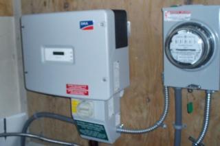 SMA inverter in Norfolk, NY