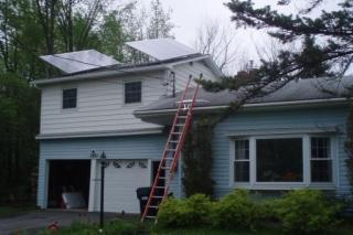 Tilt up Solar in Norfolk, NY